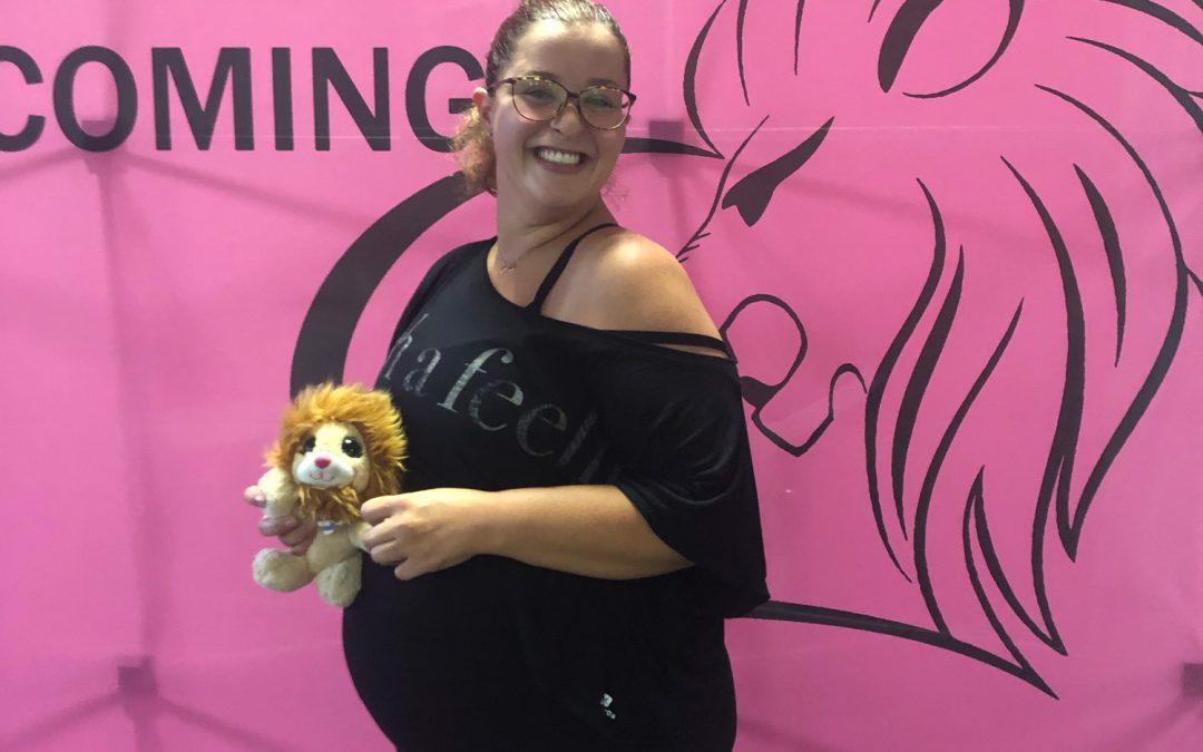 Sporten tijdens de zwangerschap? Hajjar deelt haar verhaal!