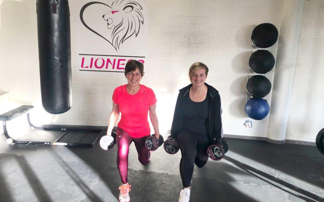 Moeder-dochtertijdbij Lioness: het verhaal van Tine en Carine.