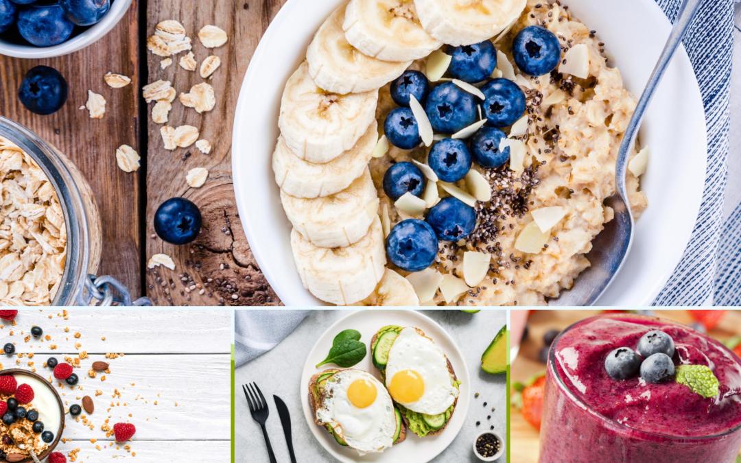 6 simpele lekkere ontbijtrecepten
